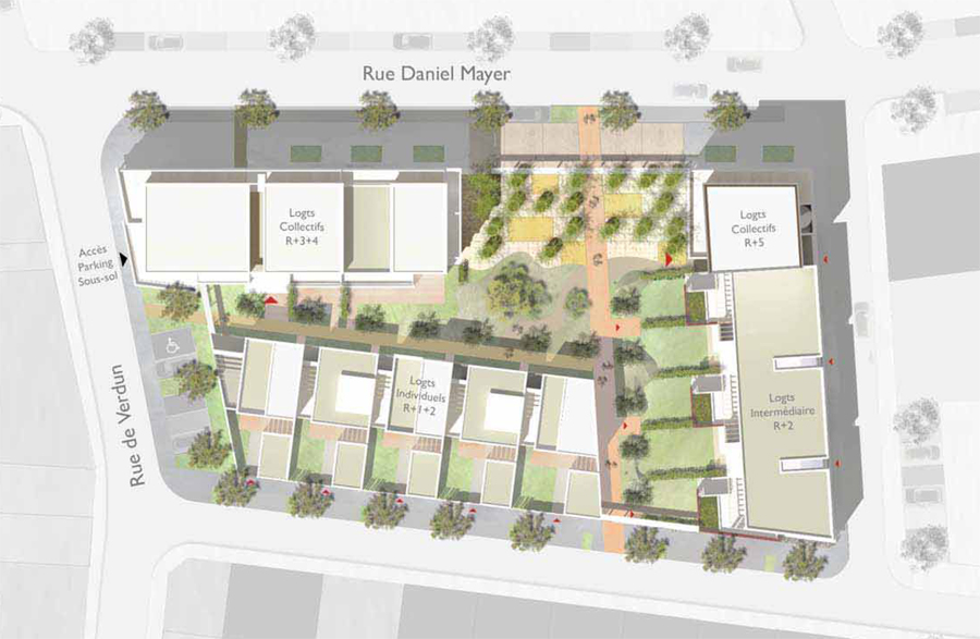 Monconseil coquartier for Application plan jardin